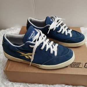 Adidas RA 711 SEN women canvas  blue tennis 10